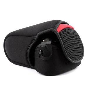 2018 heißer Heißer Verkauf DSLR Kamera Tasche Innere Weiche Fall für Nikon Canon Kamera Sony alpha Kamera Weiche Fall Neopren foto Tasche Rucksack