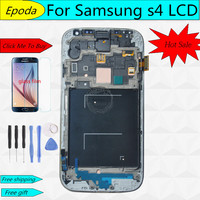 Original I9505 LCD Display For Samsung S4 Screen For Samsung Galaxy S4 LCD GT I9505 I9500