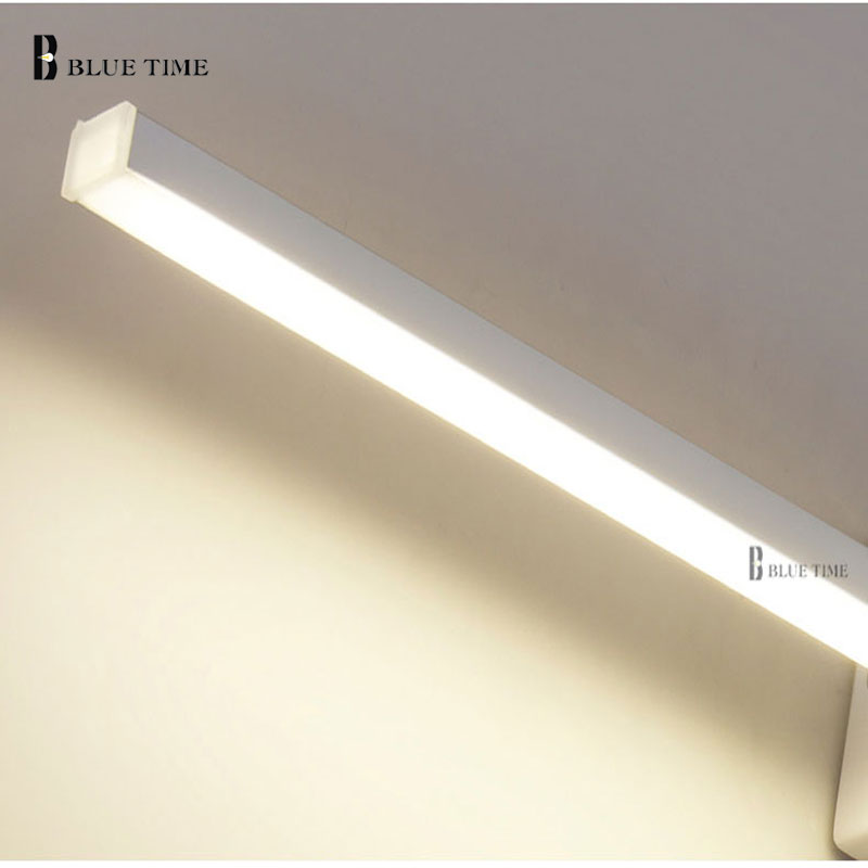 BLUE TIME 120cm 100cm 80cm 60cm LED Mirror Front Light Bathroom Led ...