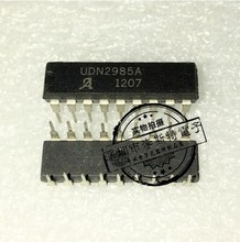 Send free 10PCS UDN2985A  DIP-18   New original hot selling electronic integrated circuits