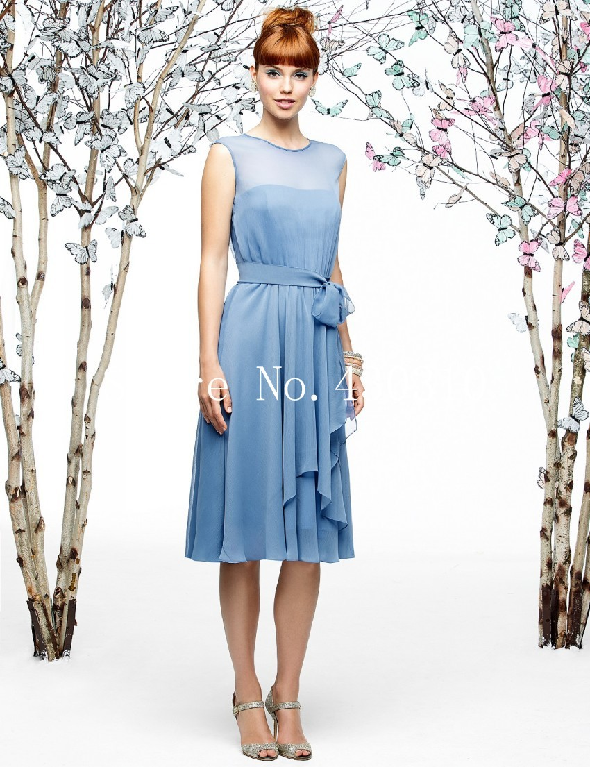 Pale Blue Dresses For Wedding Guest   Wedding Gallery
