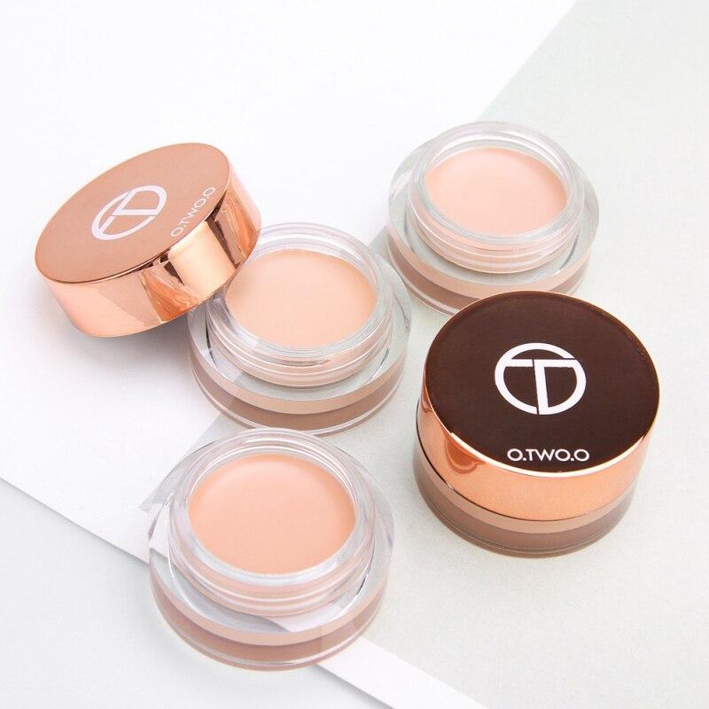 O. Dwóch. O Beauty Eye Primer makijaż baza kremowy cień do powiek podkład makijaż podkład korektor rozjaśniający wodoodporny, długi czas 1