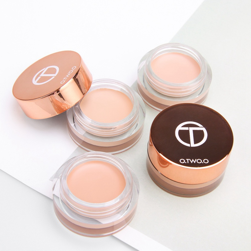 O.TWO.O Beauty Eye Primer Makeup Base Cream Eyeshadow Primer Make Up Primer Concealer Brightening Waterproof Long Lasting image