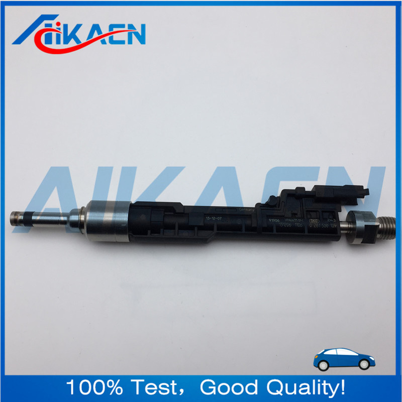 13647597870 Fuel Injectors Genuine For BMW E92 528i X6 X5 E82 535i X1 740i 640i xDrive F02 F01 F10 F13 E71 E70