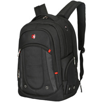SCOGOLF 15 6 Inch Laptop Backpack Men Men Backpack Waterproof Nylon Backpack Business Backpak SC9100 Black