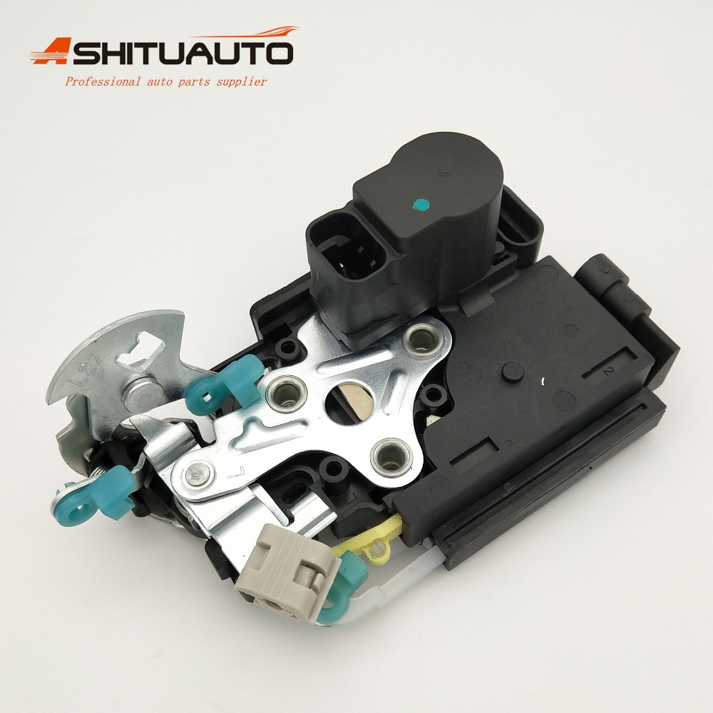 Chevrolet GMC Buick Front LH Drivers Door Latch  w// Actuator /& Ajar switch OEM