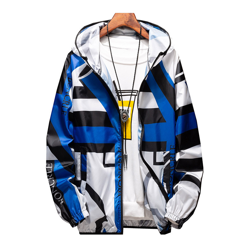New 2019 Casual Men's Jackets Waterproof Spring Hooded Coats Men Outerwear Casual Jackets Brand Male Clothing Plus Size 4XL 30