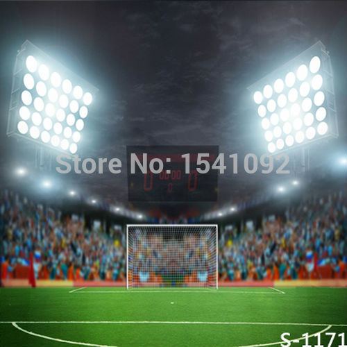 10x10ft Customized Thin vinyl photography backdrops playground computer Printing Vinyl cloth background for photo studio S1171