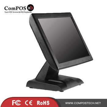 Cheap POS System 15 Inch Touch Screen Cash Register Online POS Terminal All In One  Made In China - DISCOUNT ITEM  0% OFF All Category