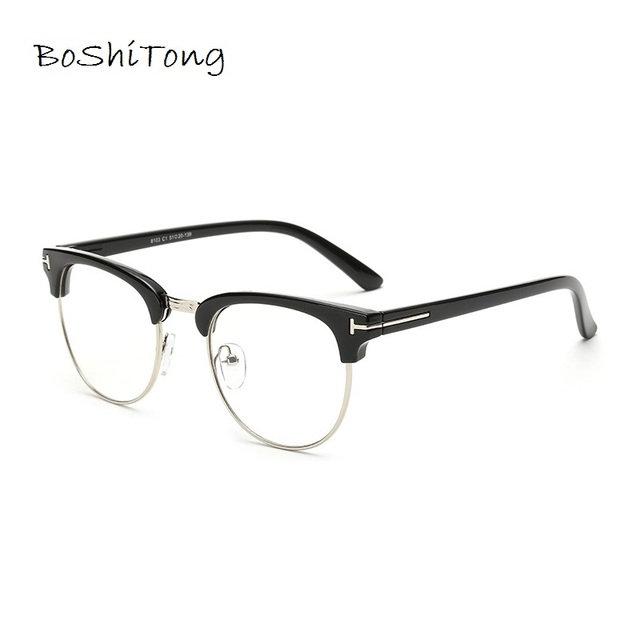 gran descuento dbaf7 24e1b € 3.35 5% de DESCUENTO Aliexpress.com: Comprar 2018 nuevas gafas  transparentes para mujer gafas Ópticas Clásicas para hombre gafas marco  transparente ...
