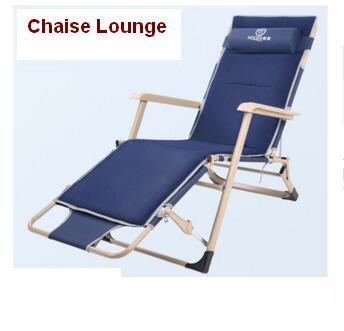 Office Nap Chaise Lounge Camp Bed Portable Beach Chair Folding Bed In Chaise  Lounge From Furniture On Aliexpress.com | Alibaba Group