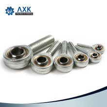 HOT SALE SA8T/K POSA8 8mm right hand male outer thread metric rod end joint bearing POS8A