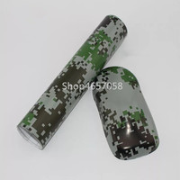 1.52*30m Digital Air Bubble Free Camouflage Car Wrap Vinyl