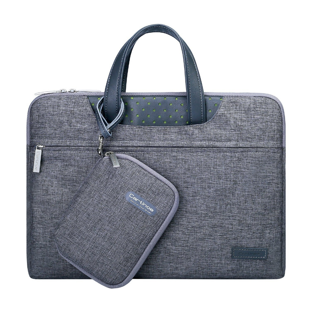 2017 Fashion Cartinoe 11 12 13 14 15.6 inch Laptop Bag Case Computer Sleeve Briefcase Men Women Handbag for Macbook Air Pro Case 11 6 12 13 3 14 15 4 inch laptop handbag women fashion briefcase for macbook air pro hp korean style pu leather messenger bag