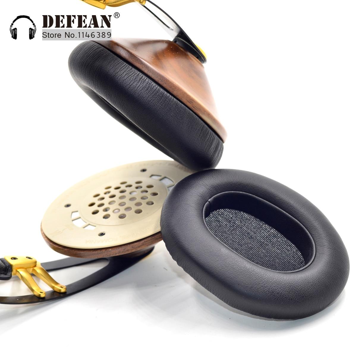 Nova substituição almofadas de ouvido almofada para meze 99 clássicos noz M99C-WG fones de ouvido