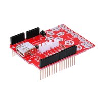 Touch Key USB SHIELD For Arduino Compatible With Maky Maky NA285