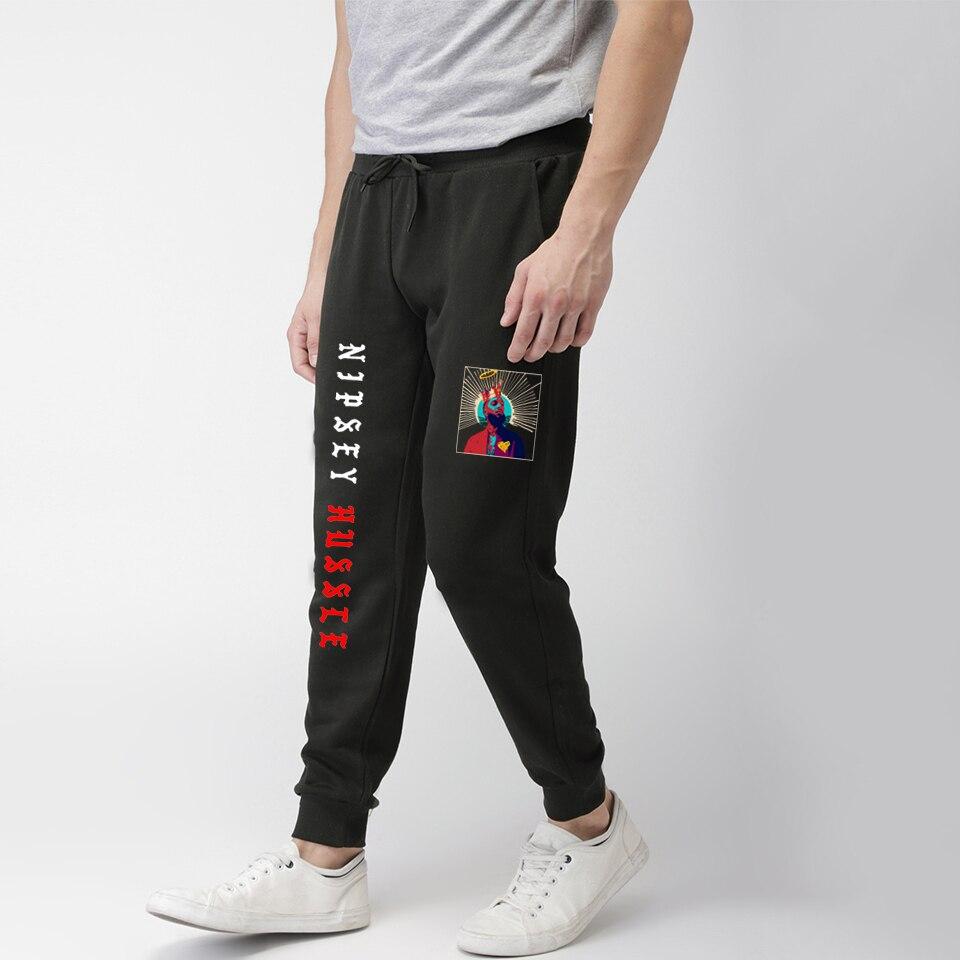 Selfless Nipsey Hussle Pants Men/women Print Hip Hop Rapper Streetwear Harajuku Fitness Sweatpants Men Snoop Doggy Dogg Victory Lap Pants