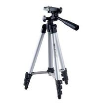 WT-3110A Leve Tripé de Câmera Portátil + Bolsa de Transporte Para Canon Nikon Sony DSLR/SLR Câmera DV