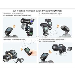 Image 4 - Godox XPro C フラッシュトリガートランスミッタで E TTL II 2.4 グラム X システム HSS キヤノン用液晶画面 70D 80D 5 5DIII デジタル一眼レフカメラ