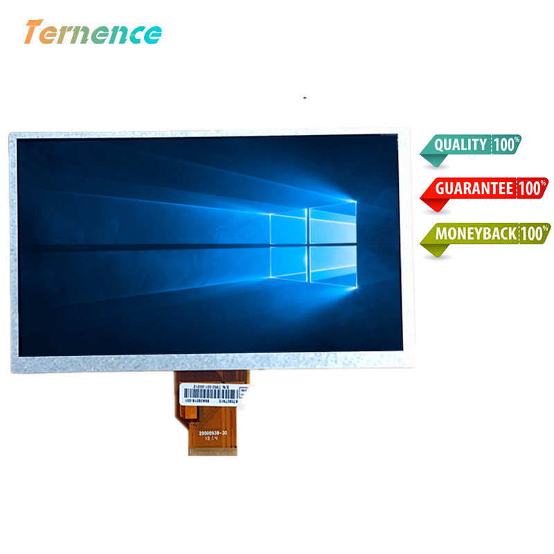 Skylarpu 9inch LCD screen For Allwinner A13 Q9 Sanei N91 Elite MOMO9 LCD display Screen AT090TN10 20000938-30 00 AT090TN12 LCD боди piazza italia piazza italia pi022ewydw69 page 9