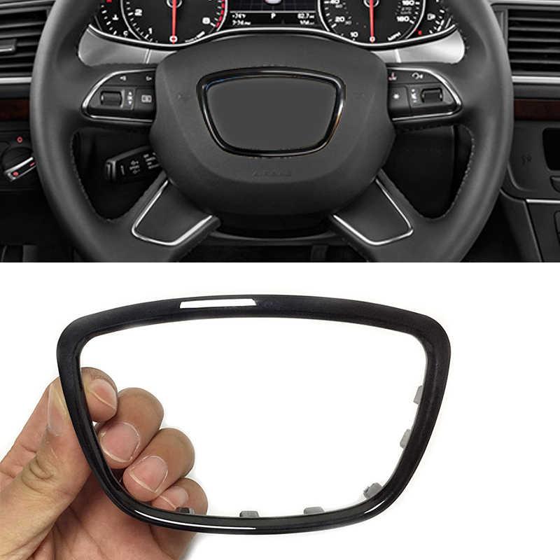 per Audi a3 a4 a5 a6 a7 a8 A 3 4 5 6 7 8 Adesivo per auto Emblema Logo distintivo A3 Nero Nero//Argento Car Styling Logo Accessori auto