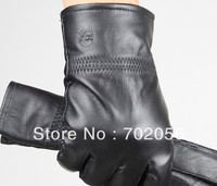 Mens Real Leather Gloves Leather GLOVE Gift Accessory Wholesale From Factory 12 Pairs Lot 3170