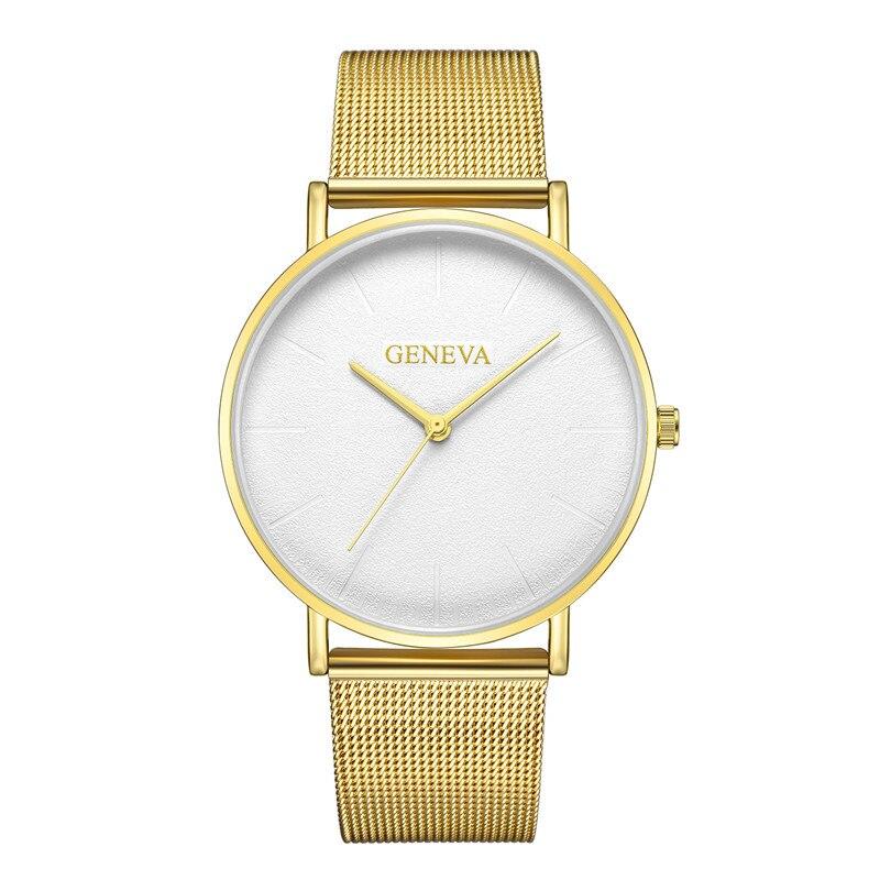 Montre femme Bayan Kol Saati mode or Rose argent montre femme pour femme reloj mujer saat relogio zegarek damski 18