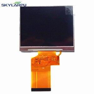 "skylarpu New 3.5"" inch HD TFT LCD display Screen for Satlink WS-6906, for Satlink WS 6906 Satellite Finder LCD Screen(China)"