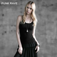 Gothic Sexy Casual Women Tee Shirt Blouse