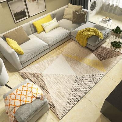 Peluche douce Shaggy Alfombras tapis pour salon fausse fourrure ovale grand tapis pour chambre 200*300 CM antidérapant tapis de sol maison - 6