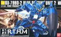 Bandai HGUC 77 RX-79BD-2 Azul Destino Unidade 2 Kit Modelo Gundam Modelo Montado modelo em escala