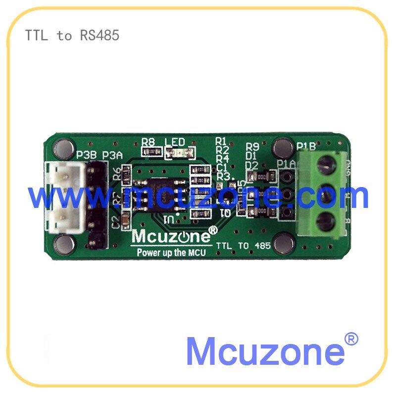 Computer & Büro Ttl/cmos Zu Rs-485 Konverter 2,54mm 2,0mm 3,96mm Sp3485
