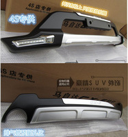 2012 2013 Mazda CX 5 High Quality ABS Chrome LED Front Rear Bumper