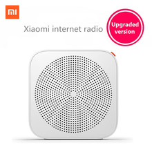 Original Xiaomi MI Network Radio enhanced version,Wifi bluetooth Wireless Speakers Music Alarm Clock Support APP Control