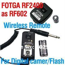 Fotga Беспроводной вспышки триггера для Canon 450D 500D 550D 600D 1100D 60D как YONGNUO RF602