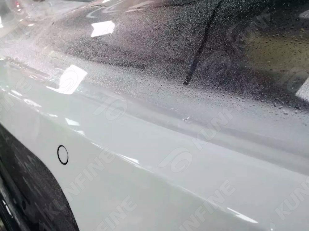 Glossy Invisible Cloak Protect film Car Vinyl film 7