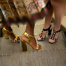 Buy metallic flat sandals free and get free sandals shipping on AliExpress  7c5841