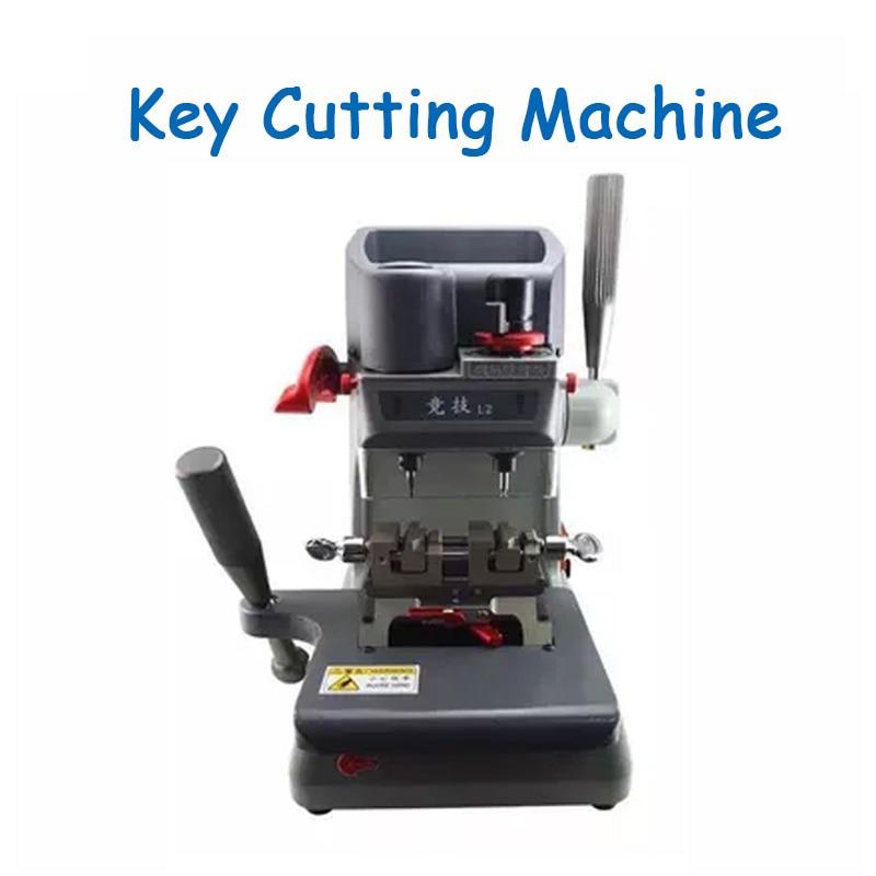 110V-220V Key Milling Machine Universal Key Duplicate Machine New Competition Locksmith Tools Key Cutting Machine L2 vertical светильник спот brilliant magnito g58229 15