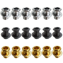 Iron Tuning Peg Bushing & Washer for Electric/Wood/Acoustic Guitar Parts Accessories