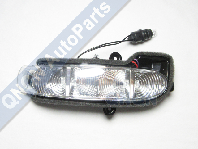 US $30 53 |Door Side Mirror Light Turn Signal Light for Mercedes Benz E  W211 E200 E220 E240 E280 E300 E320 -in Car Headlight Bulbs(LED) from