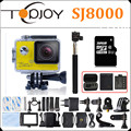 "Ultra 4K WIFI Action Camera Waterproof 3840*2160P 24FPS Full HD 2.0"" LCD 1080P Extreme Sport Video Cam"