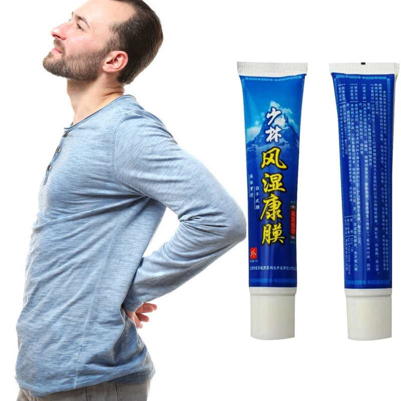 1pc Chinese Herbal Medicine Arthritis Rheumatism Myalgia Treatment Ointment Bone Pain Joints Muscle Pain Relieve Pain Rheumatism