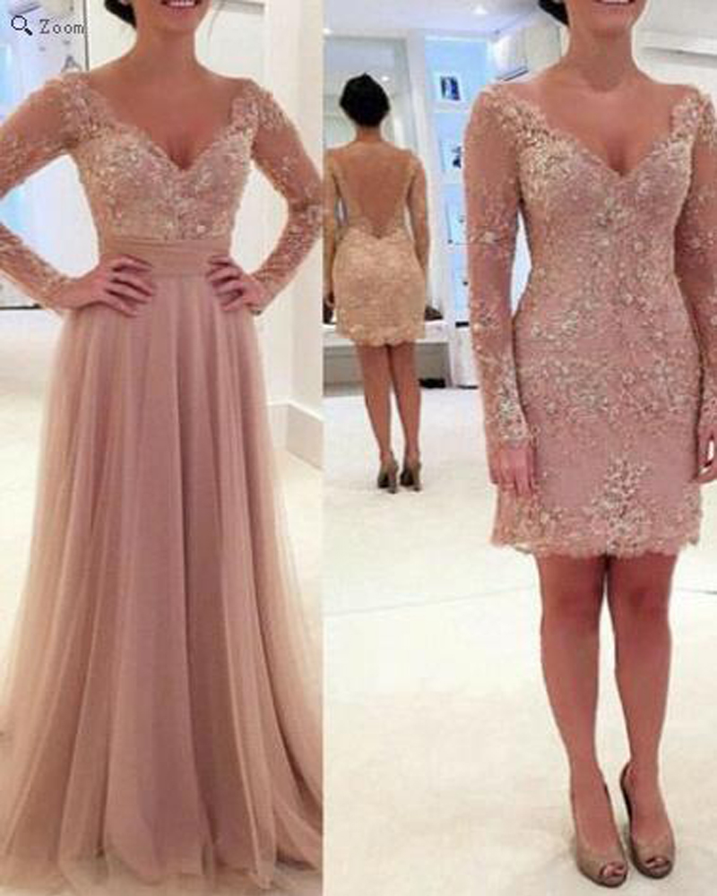 Popular Dusty Pink Dresses-Buy Cheap Dusty Pink Dresses lots from ...