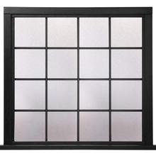 Privacy Window Film Frosted No Glue Anti-UV Sticker White Cling Non-Adhesive for Office Meeting Room