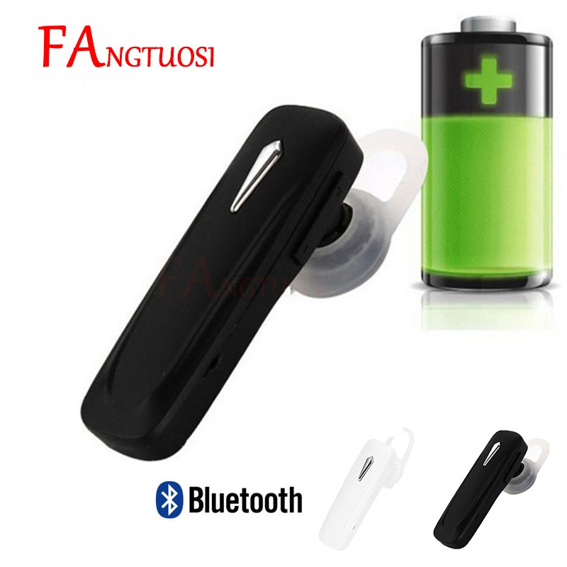 FANGTUOSI NEW M163 Mini Wireless Bluetooth Earphone Handsfree Sport Wireless Headset With Mic For Iphone Xiaomi Samsung