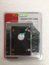 SATA 2nd HDD SSD Hard Drive Caddy for HP Probook 4510s 4530s 6440b 6550b 12.7mm