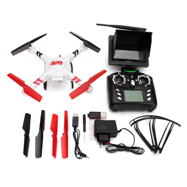 JJRC WLtoys v686 V686G FPV Headless Mode RC Quadcopter with 2MP Camera