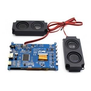 Image 2 - Waveshare 5 pouces HDMI LCD (H), 800x480, tablette LCD à écran tactile capacitif, interface HDMI, Support Raspberry Pi, BB noir, banane Pi