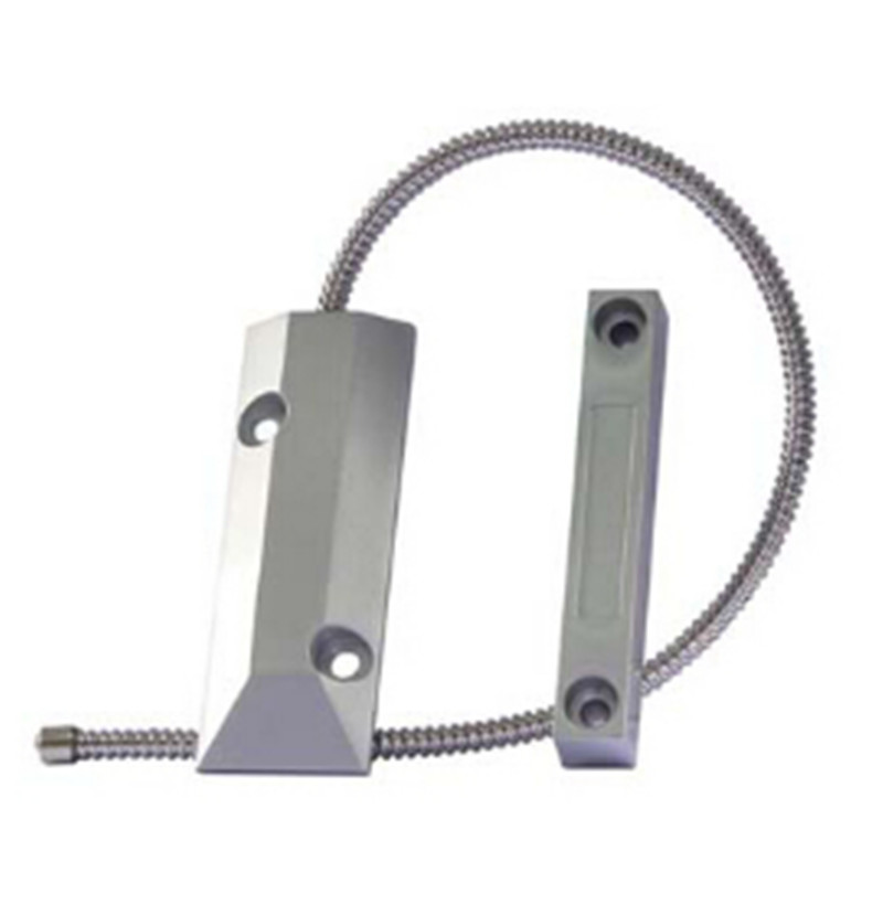 Roller shutter door contact For GSM Alarm System forecum 433mhz wireless magnetic door window sensor alarm detector for rolling door and roller shutter home burglar alarm system