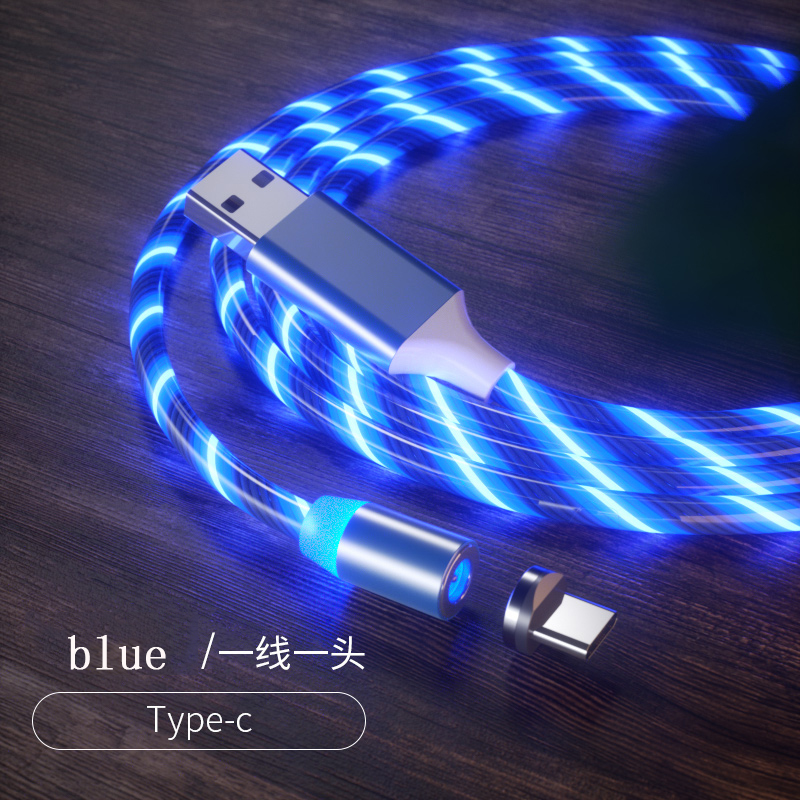 blue for type-c